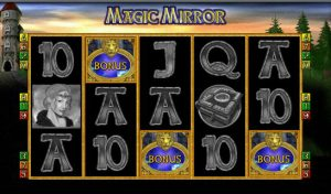 Bonusspiele Magic Mirror