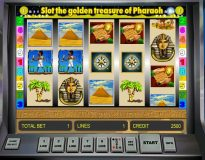 Golden Treasure of Pharaoh  Spielen